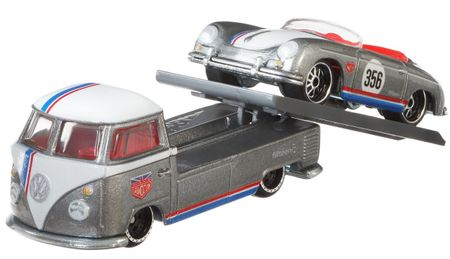 Hot Wheels Premium Team Transport Porsche 356