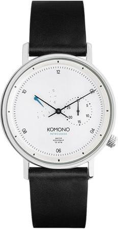 Komono WaltherRetrograde White KOM-W4032