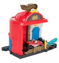 Hot Wheels City Postav město - Požární stanice