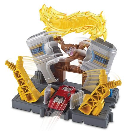 Hot Wheels City Postavite si mesto - Dirka