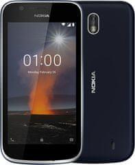 Nokia 1, Dual SIM, Dark Blue