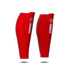 Compressport CALF R2V2 Oxygen Red