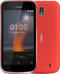 Nokia 1, Single SIM, Warm Red