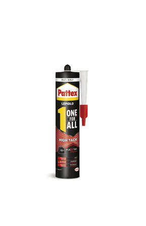 Henkel Pattex One for all HT, biely, 440 g