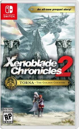Xenoblade Chronicles 2 - Torna ~ The Golden Country (SWITCH)