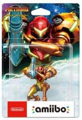 Nintendo igralna figura Amiibo Samus Aran (Metroid Seamus Returns)