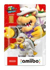 Nintendo igralna figura Amiibo Bowser (Super Mario Odyssey)
