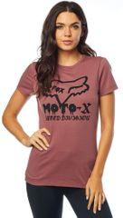 FOX dámské tričko Drips Crew