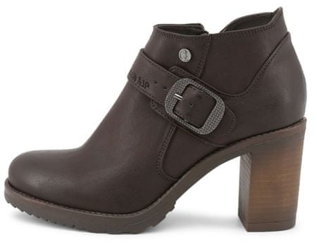 U.S. Polo Assn. dámská kotníčková obuv Sadie 41 hnědá