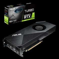 Asus grafička kartica Turbo GeForce RTX 2080, 8 GB GDDR6