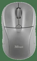 Trust brezžična miška Primo, siva