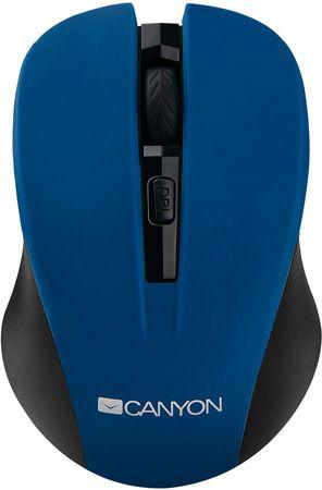 Canyon brezžična miška CNE-CMSW1BL, modra
