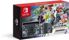 Nintendo Switch Super Smash Bros. Ultimate Limited Edition