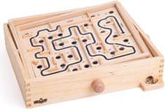 Woody Labyrint s naklápacími rovinami