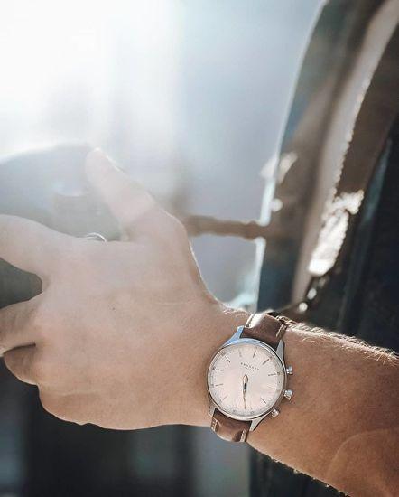 Kronaby Vodotěsné Connected watch Sekel S0658/1