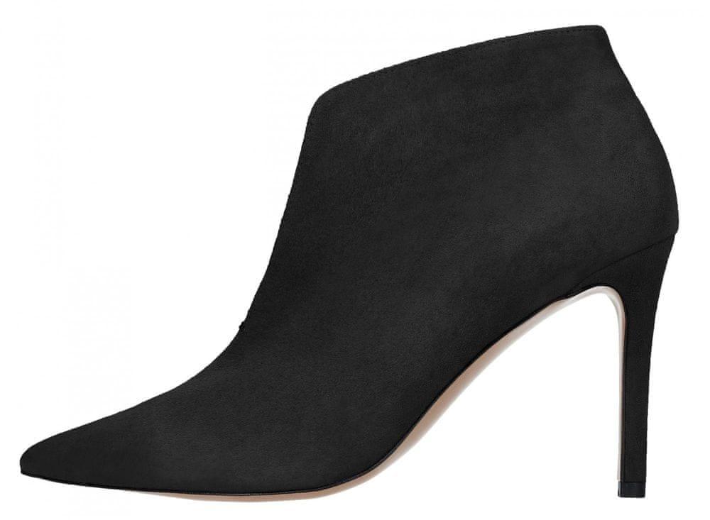 L37 dámská kotníčková obuv Business Lady 38 černá
