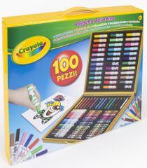 Crayola Velká kreativní sada k výtvarnému tvoření