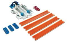 Hot Wheels zestaw Track Builder 2 - Lane Launcher