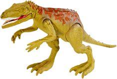 Mattel Jurski svijet - Palo kraljevstvo, predator Herresaurus