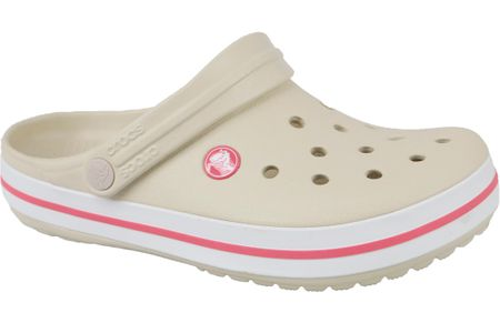 Crocs Crocband Clog K 204537-1AS 33/34 Beżowe