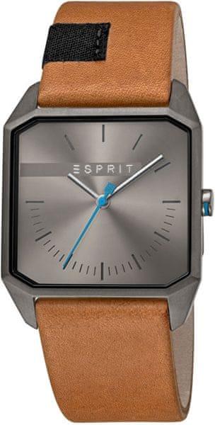 Esprit Cube Gents Gun Brown ES1G071L0025