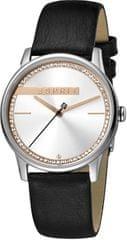 Esprit Rock Silver Black ES1L082L0015