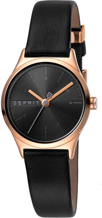 Esprit Essential Mini Black Rosegold ES1L052L0035