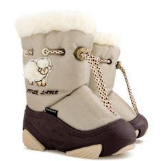 Demar Dívčí sněhule Little Lamb A