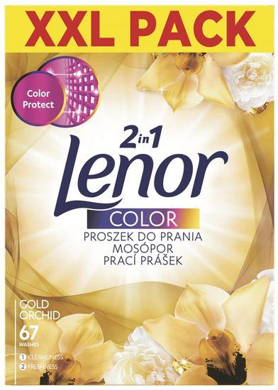 Lenor prašek Gold Color (za 67 pranj)