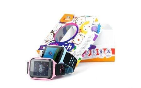 XBlitz Interaktívne detské inteligentné hodinky s kamerou a GPS ... 08225491f89
