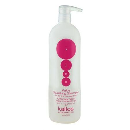 Kallos Odżywczy szampon do włosów suchych i zniszczonych (Nourishing Szampon do włosów suchych i zniszczony