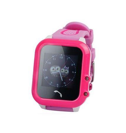 XBlitz Interaktivní dětské chytré hodinky s GPS lokátorem 381a20e4f7c