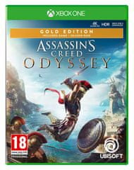Ubisoft igra Assassin's Creed Odyssey Gold Edition (Xbox One)