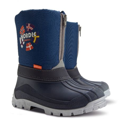 Demar Chlapecké sněhule New Nordic A 25-26 tmavě modré