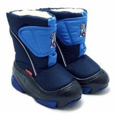 Demar Chlapecké sněhule Doggy D 20-21 modré