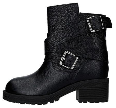 L37 dámská kotníčková obuv Hard Rock 37 čierna