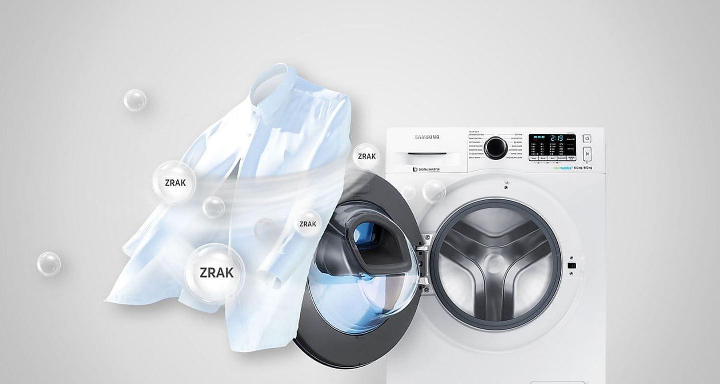 Air Wash tehnologija