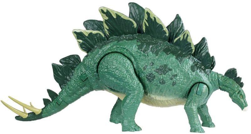 Mattel Jurský svět superúder - Stegosaurus