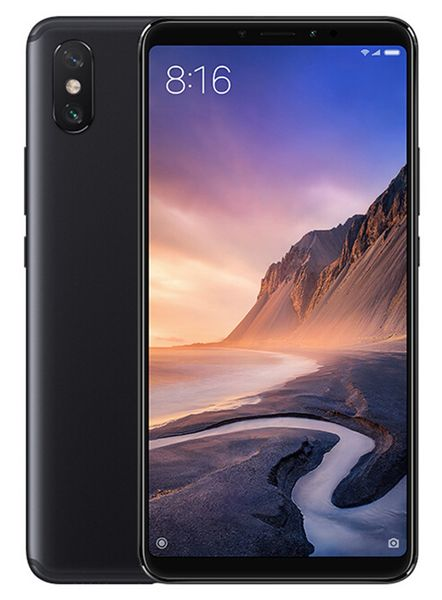 Xiaomi Mi Max 3, 4GB/64GB, Global Version, Black