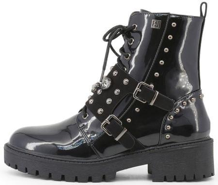 Laura Biagiotti buty za kostkę damskie 36 czarny