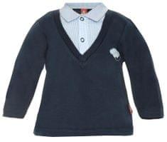 2be3 sweter z koszulką, chłopięcy