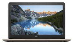 DELL prenosnik Inspiron 5770 i3-6006U/8GB/1TB/17,3FHD/Ubuntu, srebrn (5397184156292)