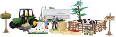 Alltoys Farmářský set v kufříku - cisterna