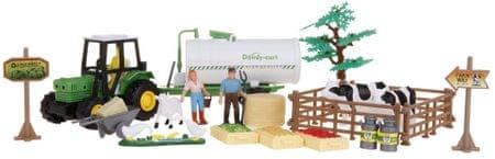 Alltoys Farmársky set v kufríku - cisterna