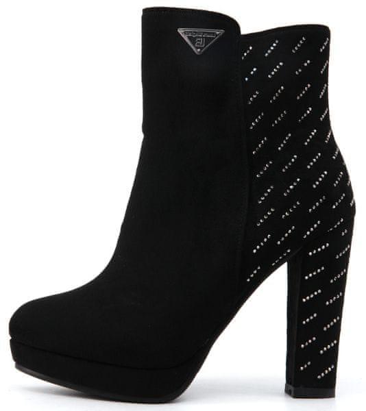 9e3b4a34f65 Laura Biagiotti dámská kotníčková obuv 38 černá