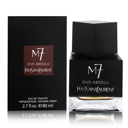 Yves Saint Laurent M7 Oud Absolu - woda toaletowa 80 ml