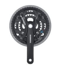 Shimano  Acera FC-M361 trekové kliky 175mm,  černá