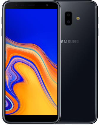 SAMSUNG Galaxy J6+, 3GB/32GB, čierny