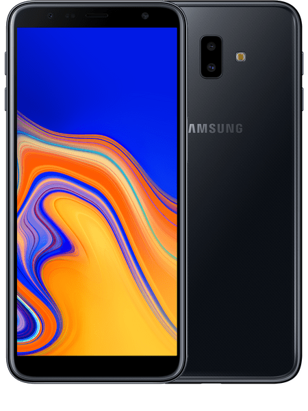 Samsung Galaxy J6+, 3GB/32GB, černý