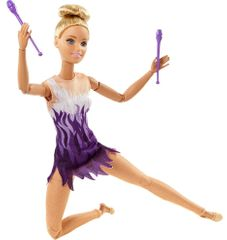 Mattel Barbie v gibanju - sodobna gimnasika
